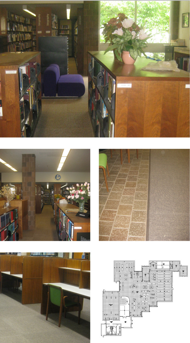 Manville Library Carpet Replacement