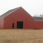 Van Camp Farmstead Barn Restoration